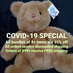 COVID Special offer